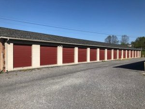 Photo of All Pro Storage - Sevierville, TN, United States. Lots of room between buildings to load and unload easily!